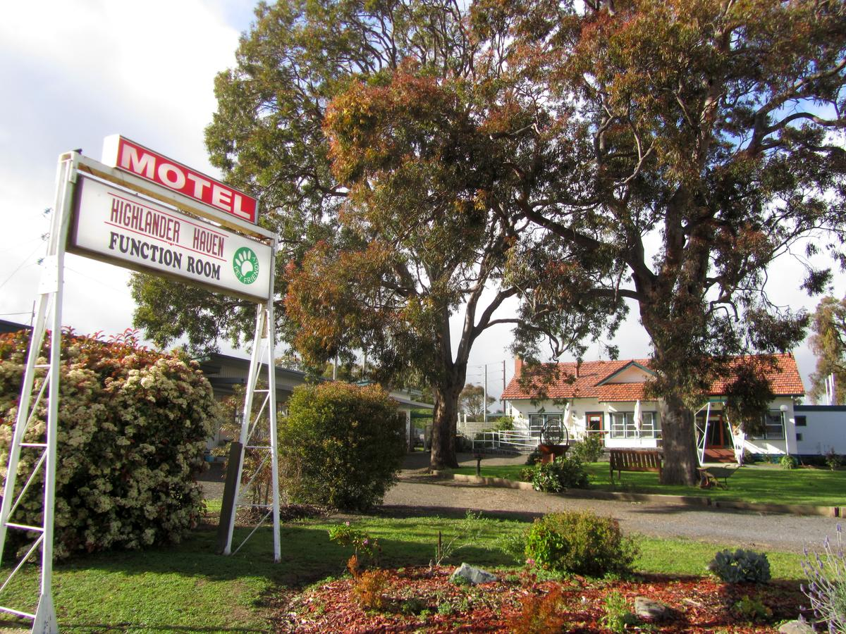 Highlander Haven Motel - Geraldton Accommodation