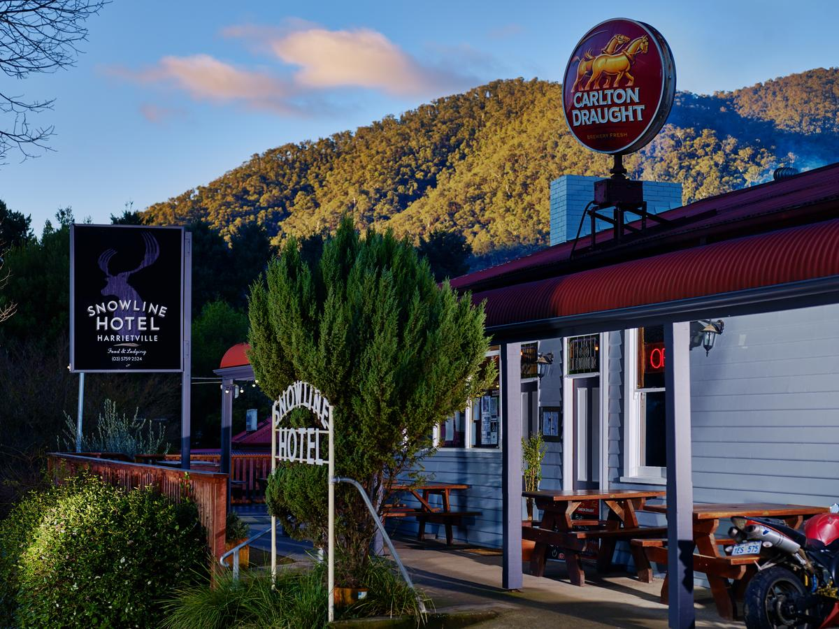 The Harrietville Snowline Hotel - Geraldton Accommodation