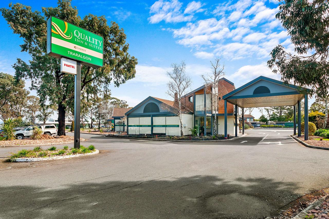 Quality Inn  Suites Traralgon - Geraldton Accommodation