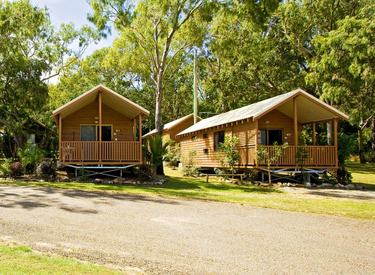 Captain Cook Holiday Village 1770 - Geraldton Accommodation