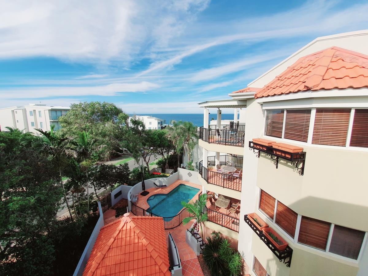 Parkshores Sunshine Beach Noosa Holiday Apartments - Geraldton Accommodation