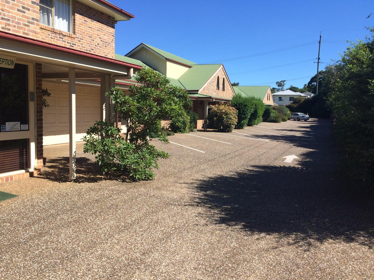 Country Gardens Motor Inn - Geraldton Accommodation