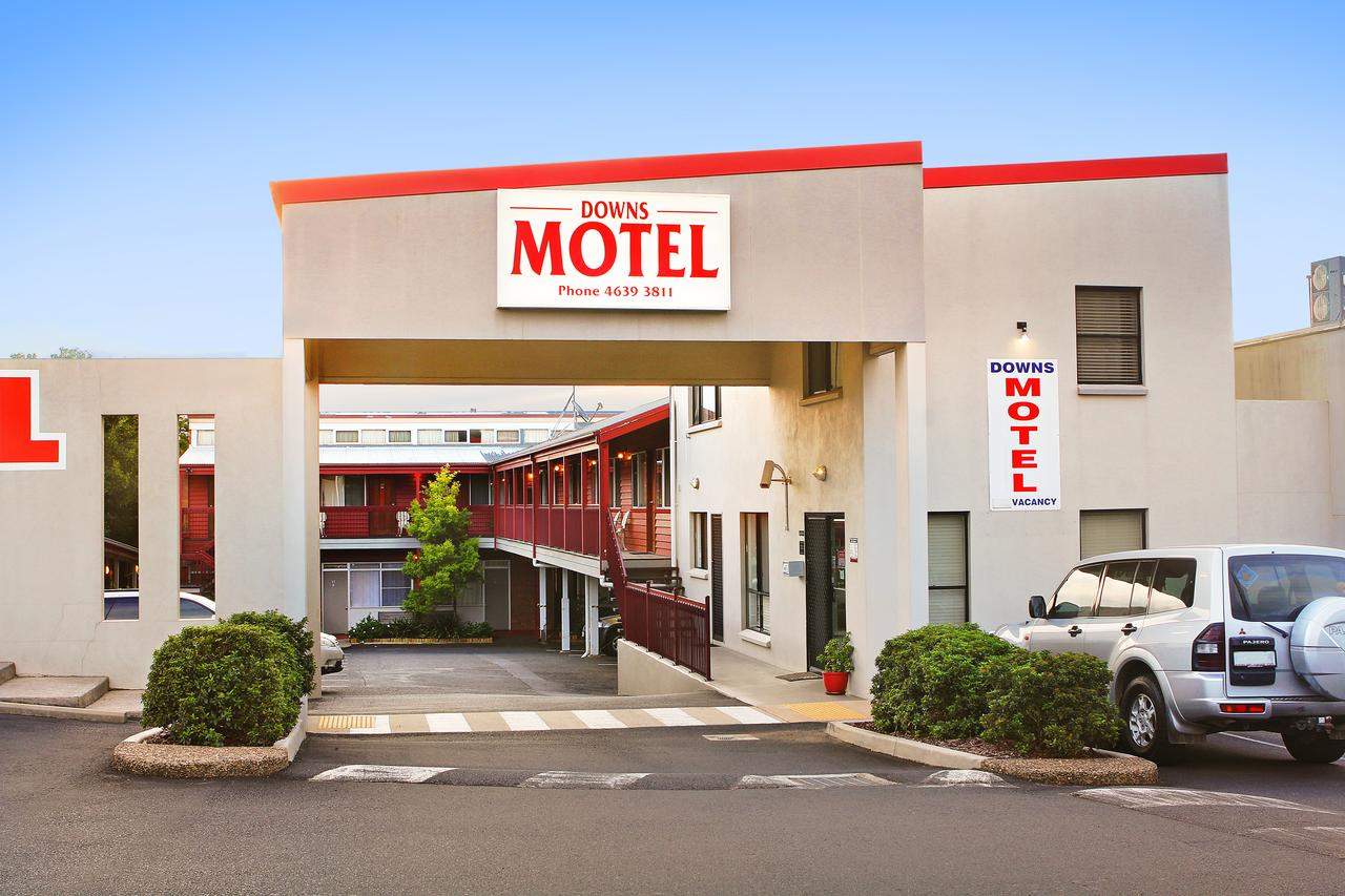 Downs Motel - Geraldton Accommodation