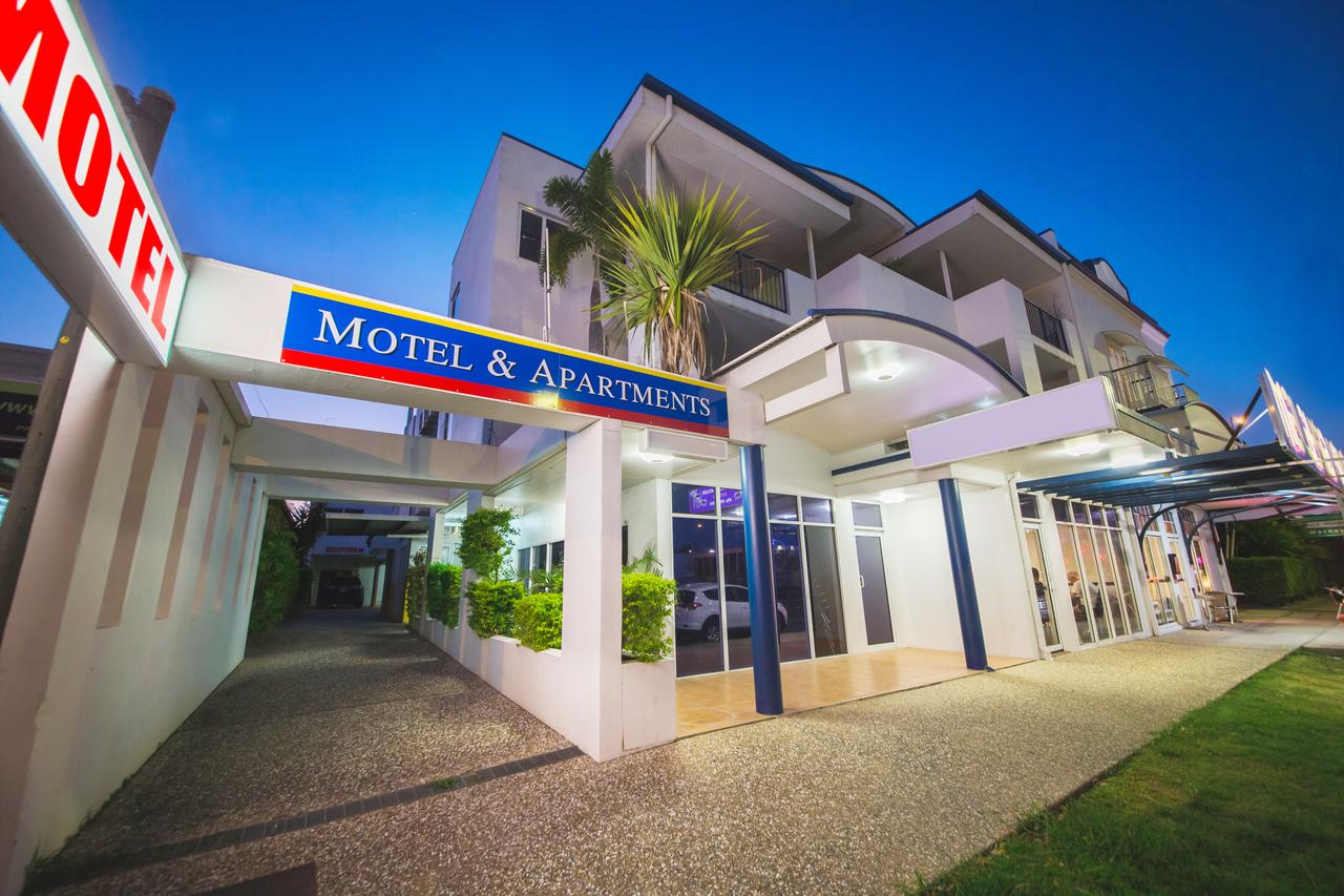 Cosmopolitan Motel  Serviced Apartments - Geraldton Accommodation