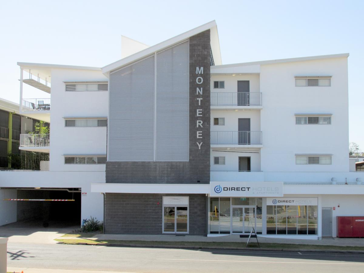 Direct Hotels - Monterey Moranbah - Geraldton Accommodation