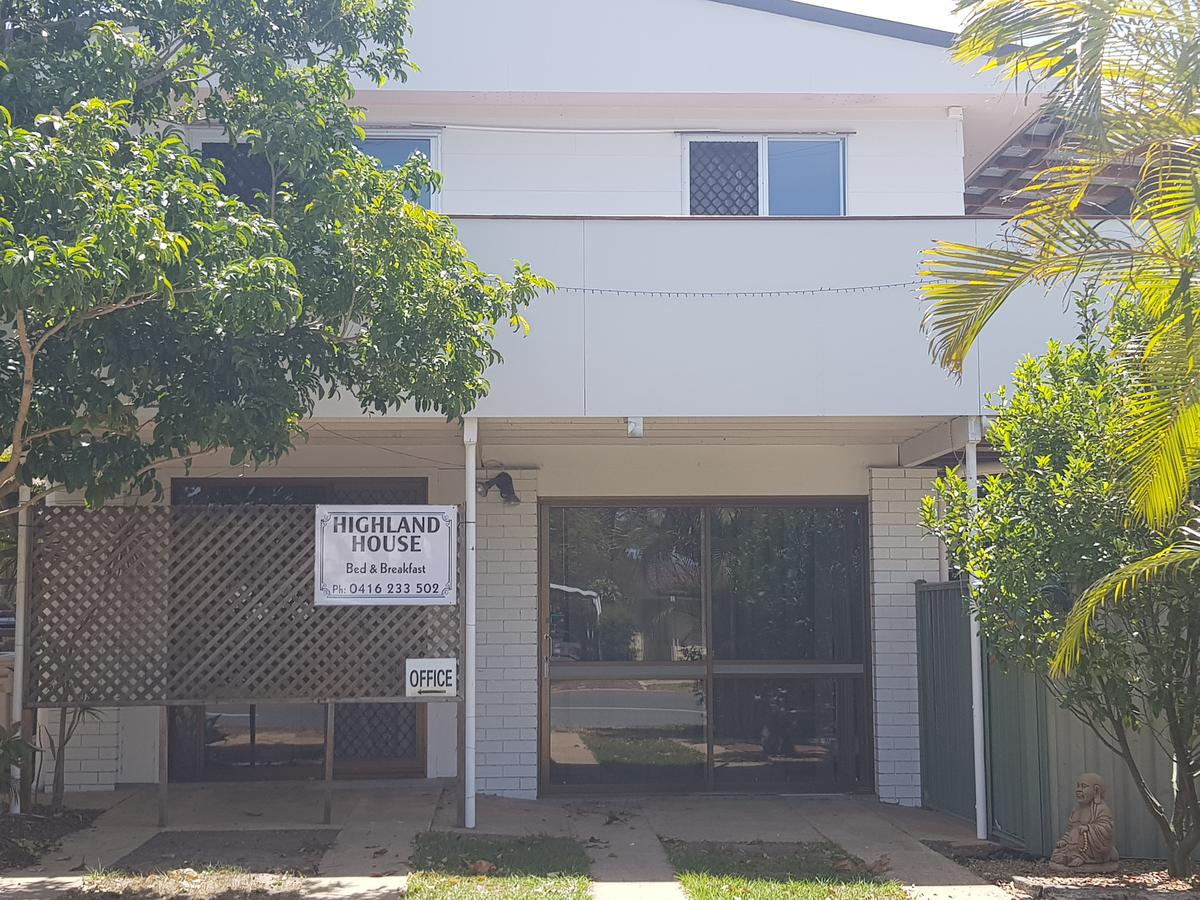 Highland House - Geraldton Accommodation