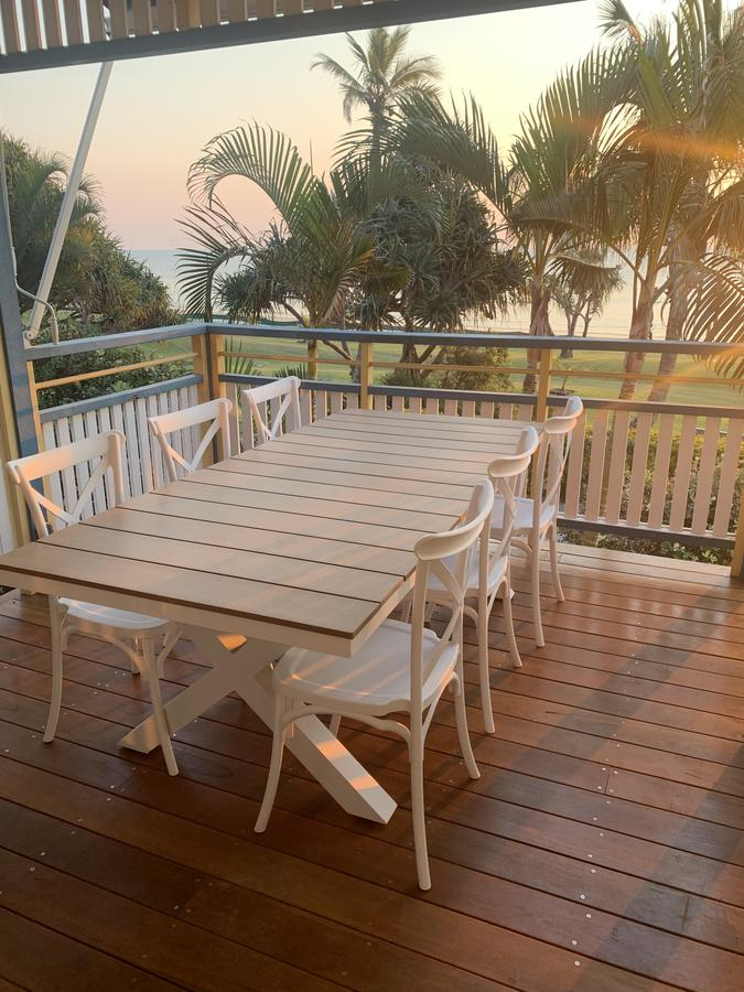 Beach front Villa at Tangalooma - Geraldton Accommodation