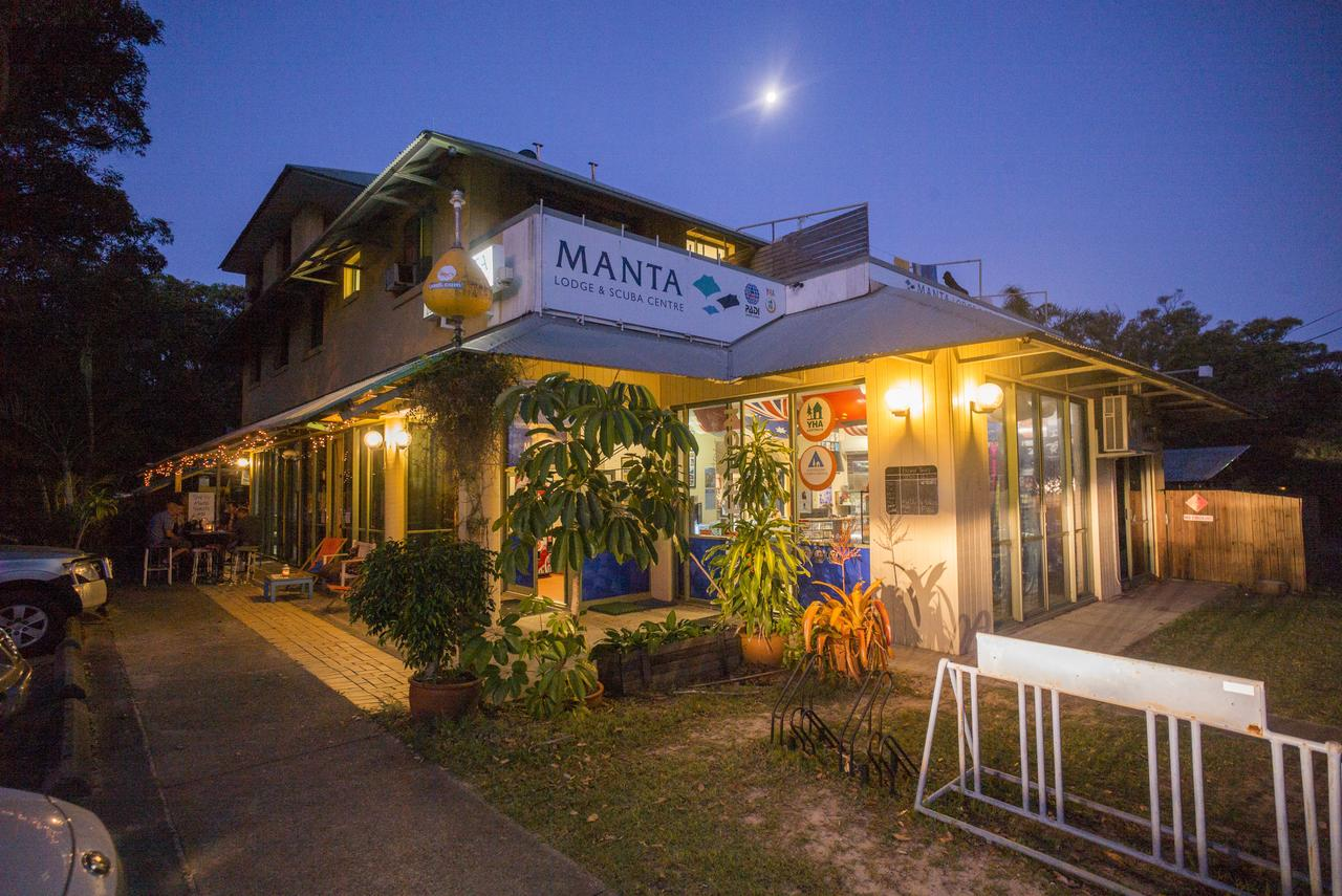 Manta Lodge YHA  Scuba Centre - Geraldton Accommodation