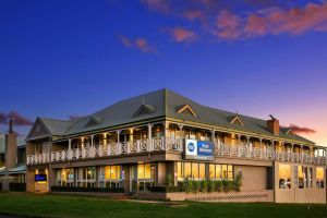 Best Western Sanctuary Inn - Geraldton Accommodation